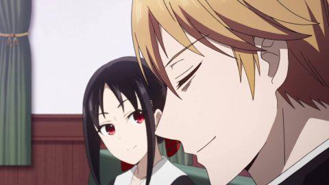 Kaguya-Sama Episode 2 Screenshot
