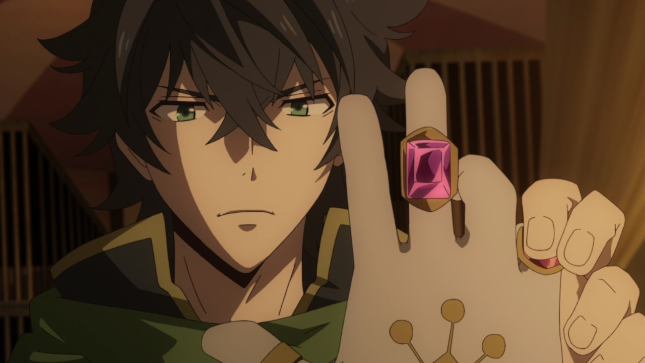 Naofumi - The Rising of the Shield Hero Episode 10
