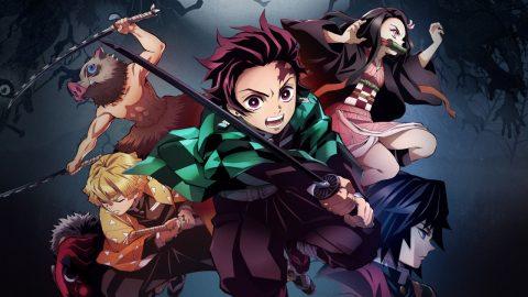 Kimetsu No Yaiba Cover Art