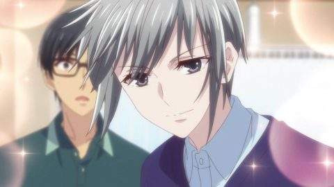 Soma Yuki - Fruits Basket Episode 5 Review