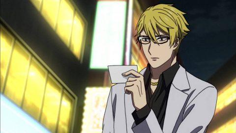 Sakaki as a Host - Mayonaka no Occult Koumuin Episode 6