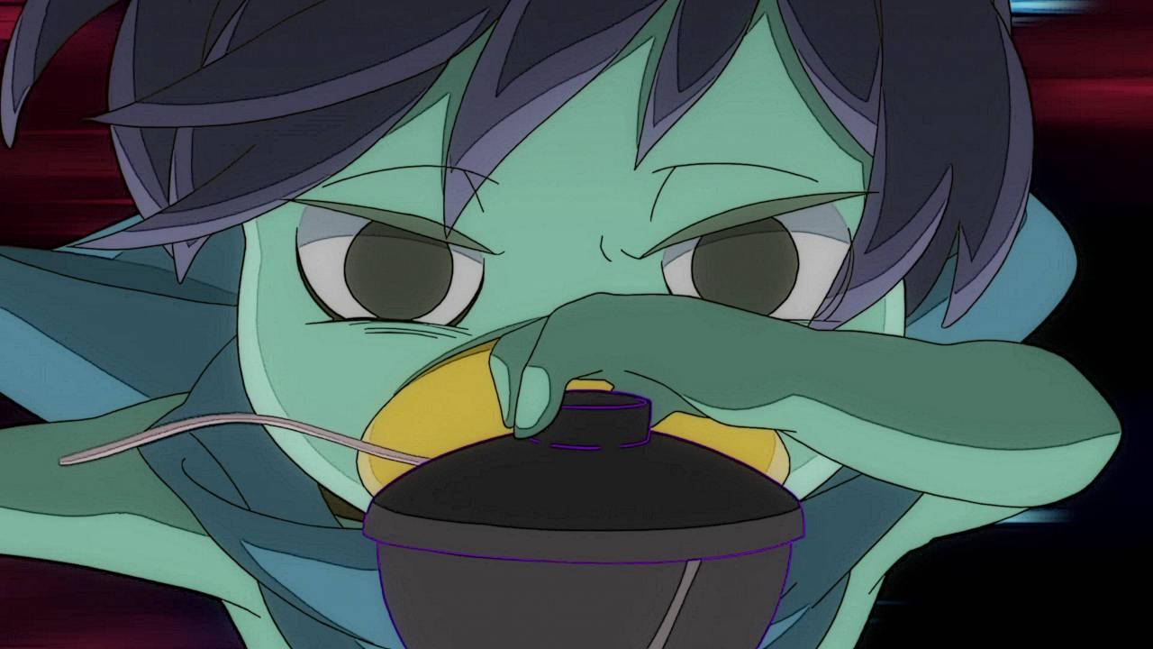 Toi Kappa - Sarazanmai Episode 4
