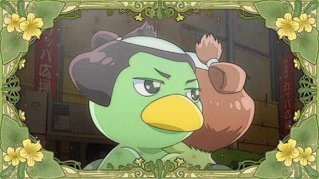 Kazuki the Kappa - Sarazanmai Episode 7