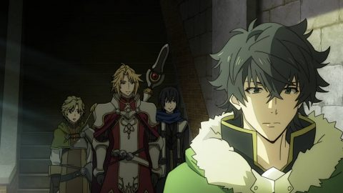 Naofumi and the Cardinal Heroes - The Rising of the Shield Hero Episode 21