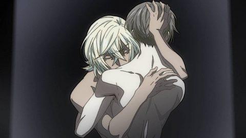 Mabu & Reo Embrace - Sarazanmai Episode 9