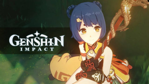 Genshin Impact Clone of BotW