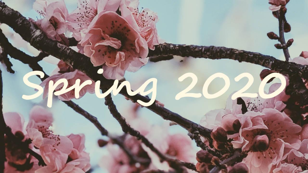 Spring Anime Season 2020