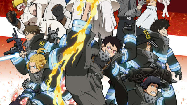 Fire Force Season 2 Episode 1