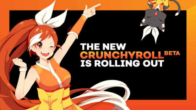 Crunchyroll Beta Announcement