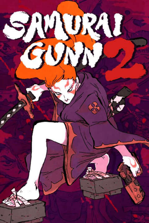 Samurai Gunn 2 Early Access Announcement Poster